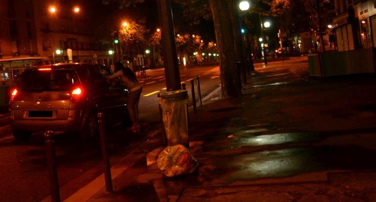 prostitución en el vecindario