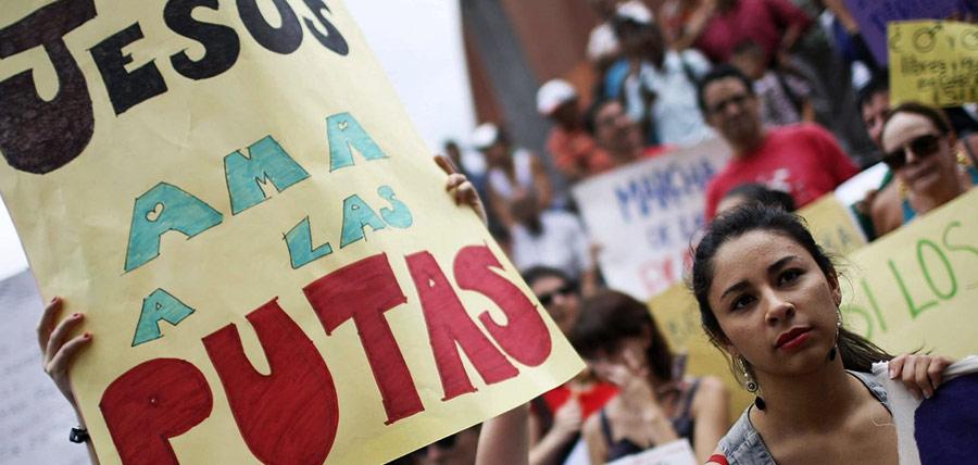 Reclamos de Prostitutas de Bogotá Colombia